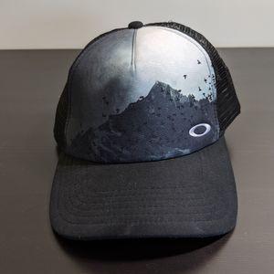 Oakley Mesh Snapback Hat